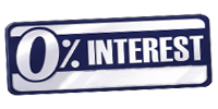 0 percent interest
